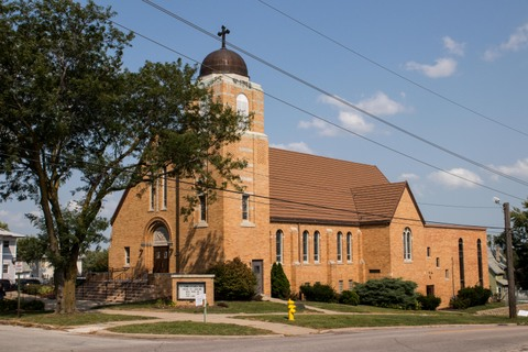 Sioux City Orthodox Church Iowa