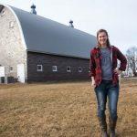 historic Iowa barn Backcountry Winery
