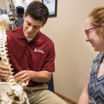 Dr. Jeff Redenius, chiropractor and entrepreneur in Lake City, Iowa