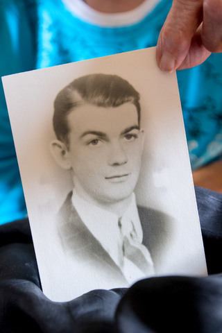 Bernard Doyle, sailor, USS Oklahoma, killed in action at Pearl Harbor