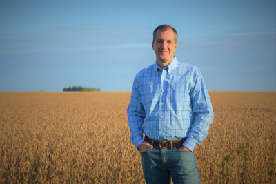 Iowa Secretary of Agriculture Mike Naig