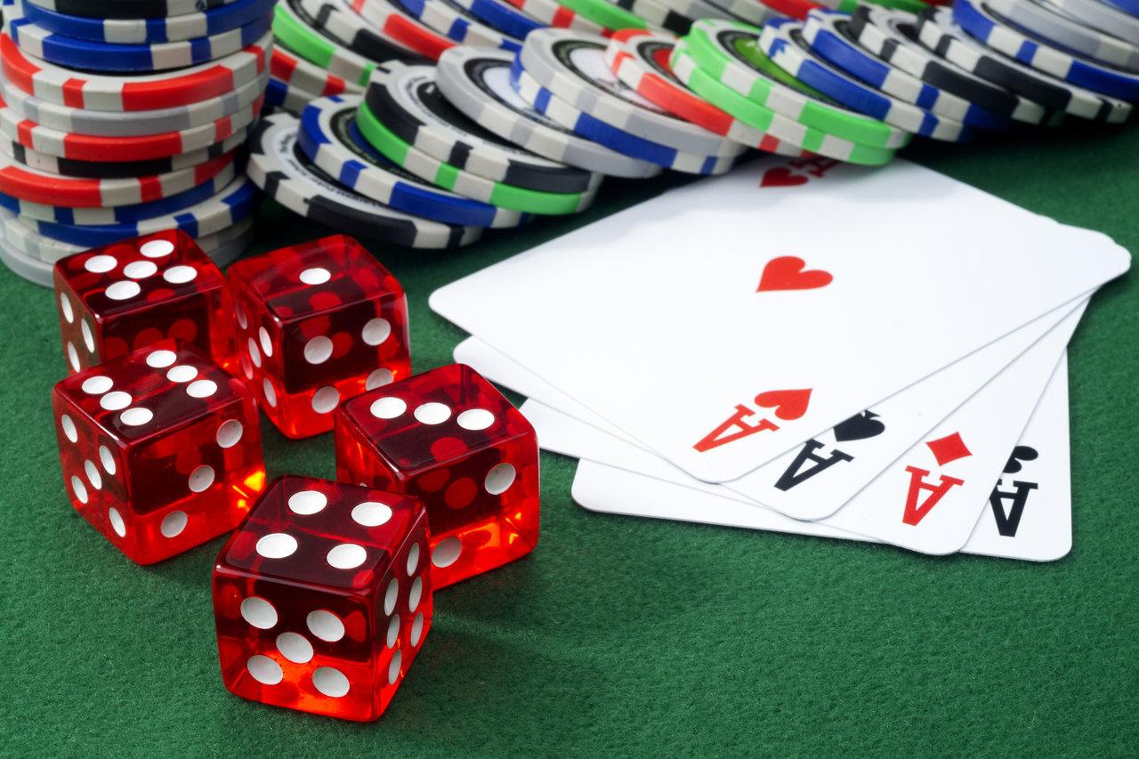 gambling and storytelling