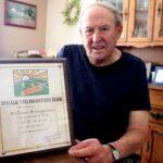 Bill Bruggeman corn yield award Iowa Century Farm