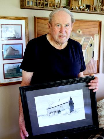 Bill Bruggeman loved sharing stories of his family's Century Farm.
