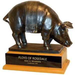 Floyd of Rosedale trophy