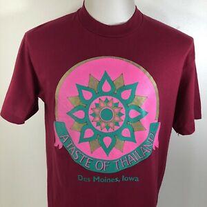 Taste of Thailand shirt Des Moines
