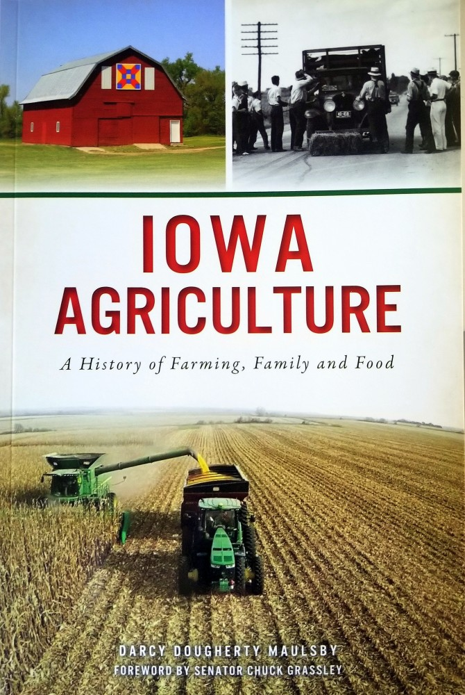 Iowa Agriculture history book